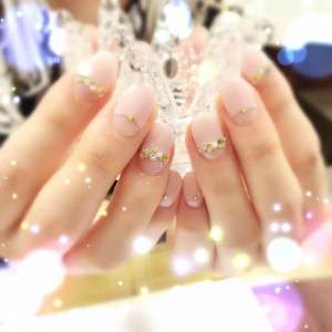Nudie Color♡オフィス Nail
